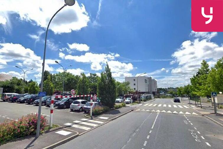 Parking Théâtre Uvol - Saint-Ouen-l'Aumône souterrain