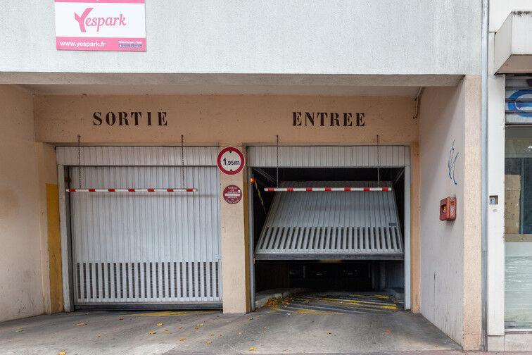 Parking Métro Châtillon Montrouge 180 avenue Marx Dormoy