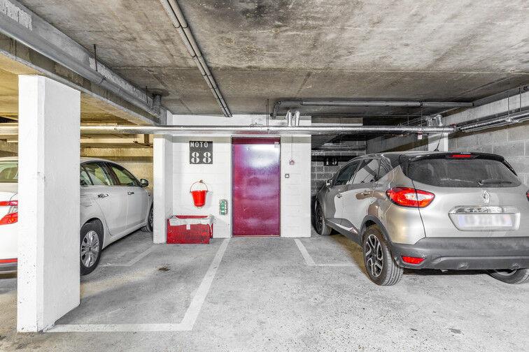 Parking Métro Châtillon Montrouge gardien