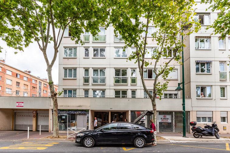 Parking Métro Châtillon Montrouge caméra