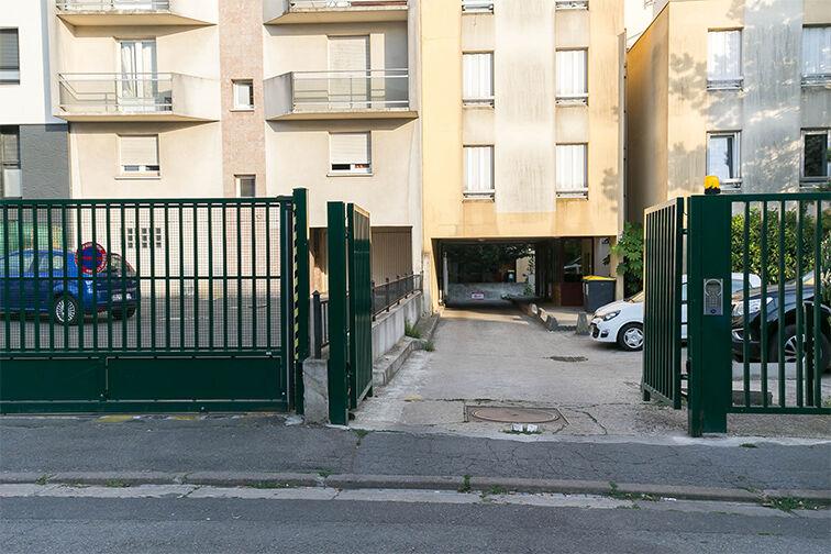 Parking Rue François Villon - Livry-Gargan sécurisé