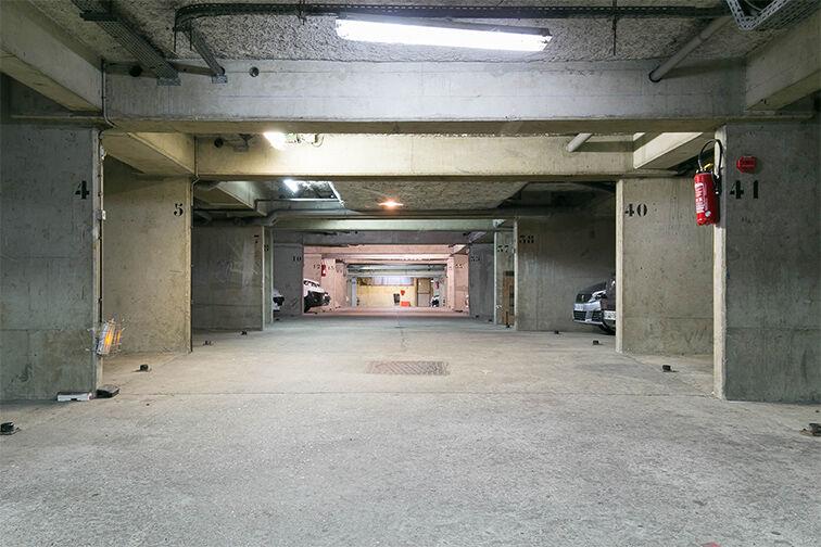 Parking Rue François Villon - Livry-Gargan 24/24 7/7