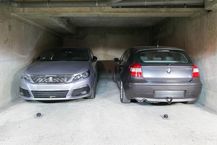 Parking Rue François Villon - Livry-Gargan gardien