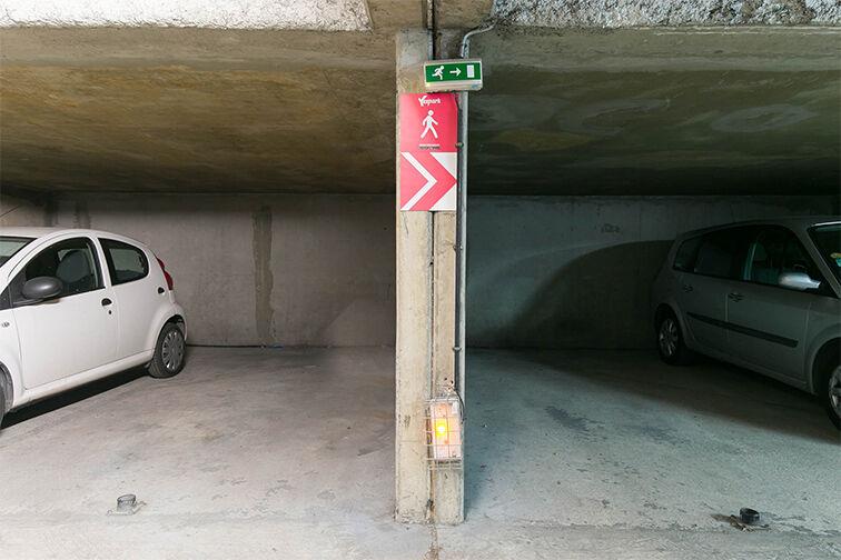 Parking Rue François Villon - Livry-Gargan location mensuelle