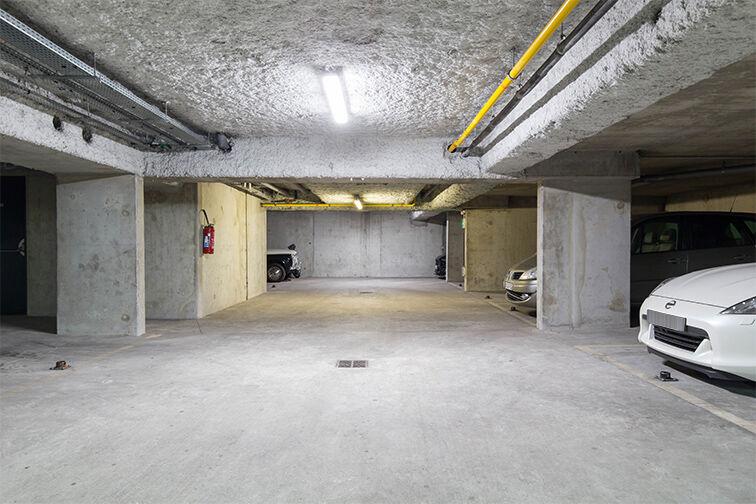 Parking Collège Rosa Luxembourg - Aubervilliers à louer