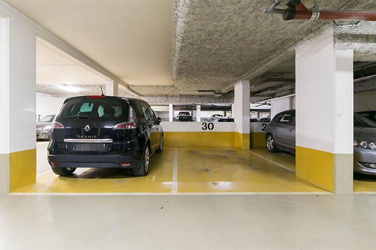 Parking Dieppe - Courbevoie souterrain