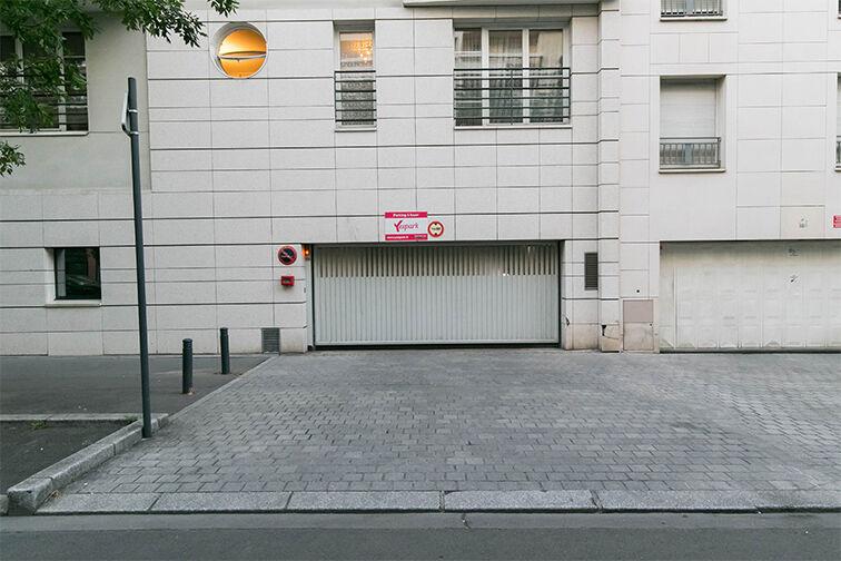 Parking Dieppe - Courbevoie location