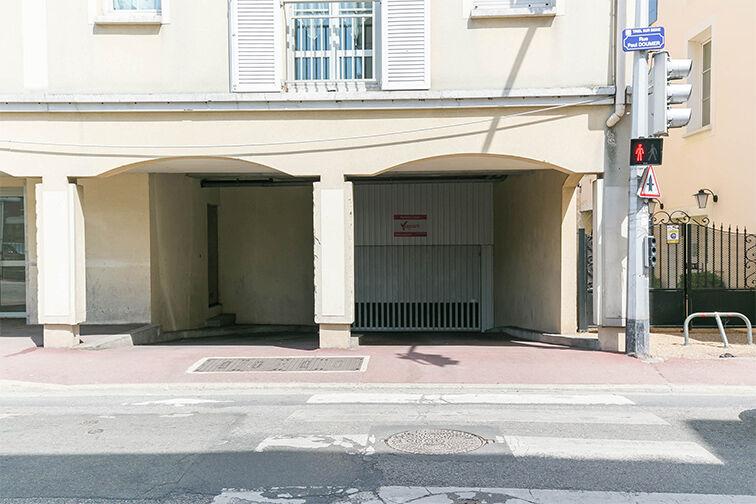 Parking Gare de Triel-sur-Seine garage