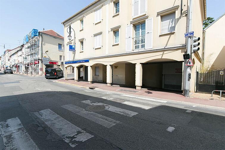 Parking Gare de Triel-sur-Seine sécurisé