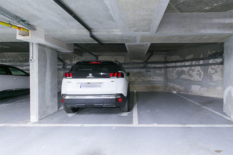 Parking Gare de Triel-sur-Seine location
