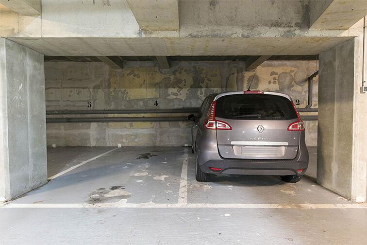 Parking Gare de Triel-sur-Seine 190 rue Paul Doumer