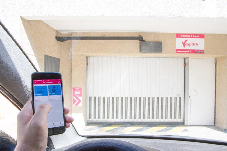 Location parking Rue Jean Goujon - Vitrolles