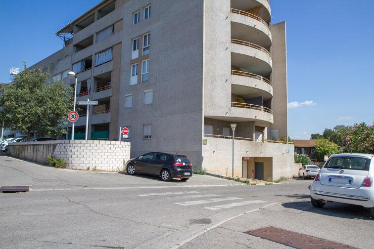 Parking Rue Jean Goujon - Vitrolles souterrain