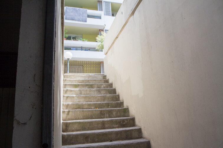 Parking Métro Désirée Clary - Marseille garage