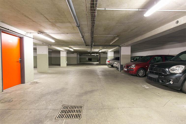 Parking Avenue Lénine - Gare de Laplace - Arcueil caméra