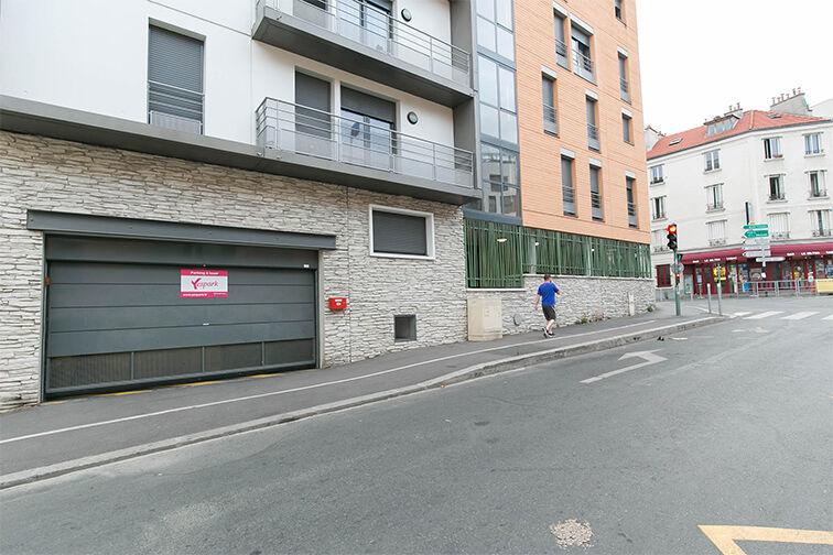 Parking Avenue Lénine - Gare de Laplace - Arcueil sécurisé