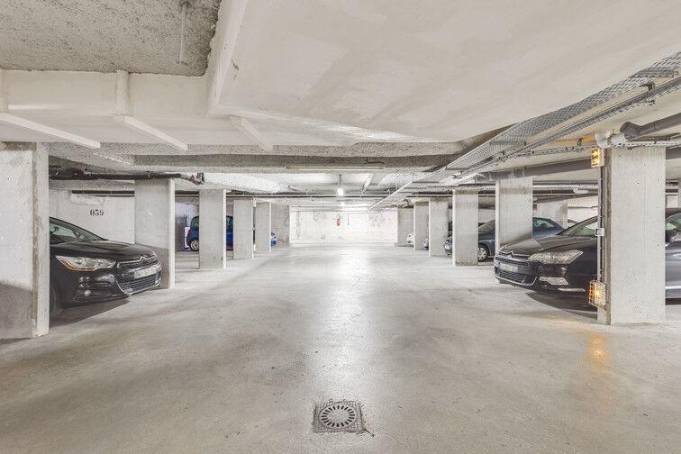 Parking Lycée Maurice Rondeau - Bussy-Saint-Georges Bussy-Saint-Georges