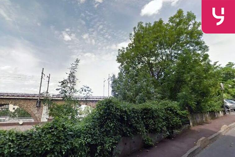 location parking Jardin Botanique - Chemin des Montquartiers - Issy-les-Moulineaux