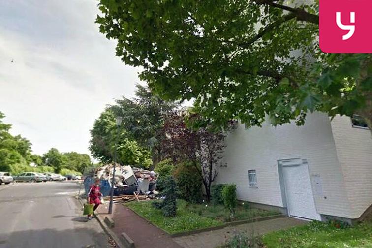 Parking Jardin Botanique - Chemin des Montquartiers - Issy-les-Moulineaux sécurisé