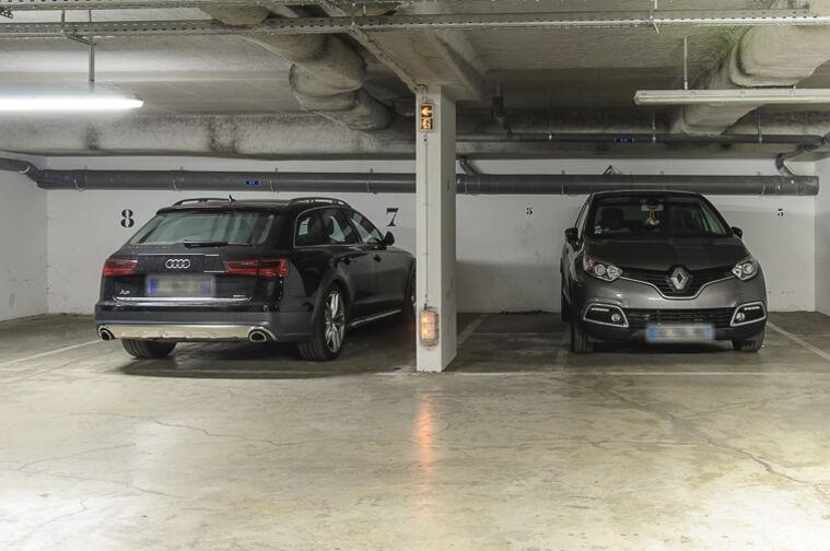 Parking Cité scolaire Henri Wallon - Aubervilliers Aubervilliers