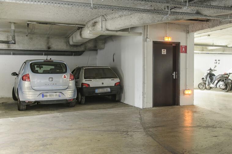 Parking Cité scolaire Henri Wallon - Aubervilliers 93300
