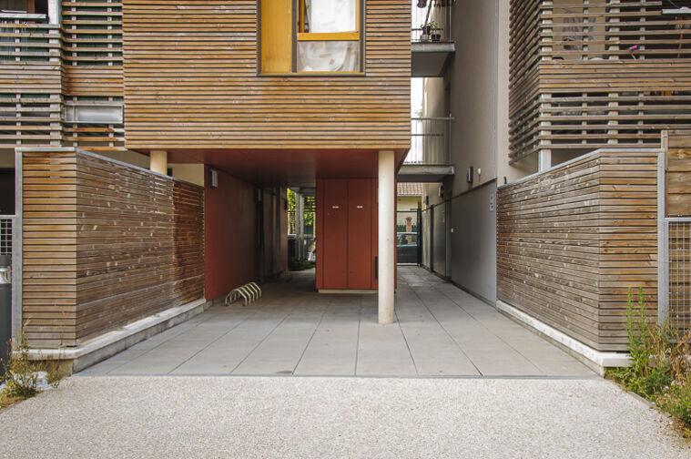 Parking Cité scolaire Henri Wallon - Aubervilliers 14 rue Gaston Carré