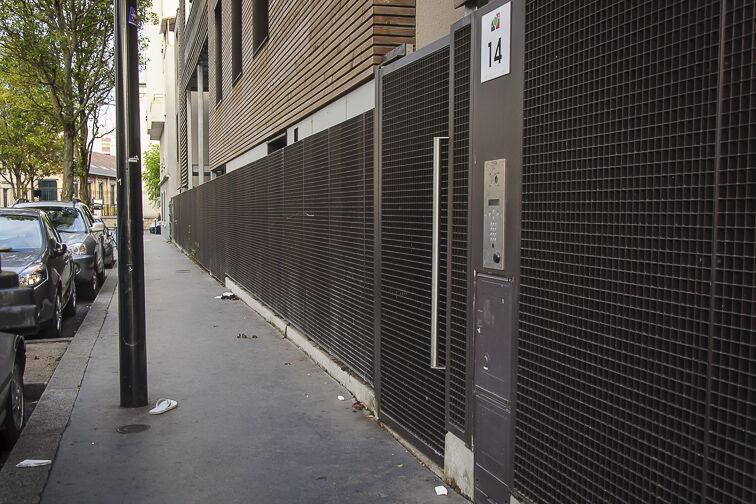 Parking Cité scolaire Henri Wallon - Aubervilliers garage