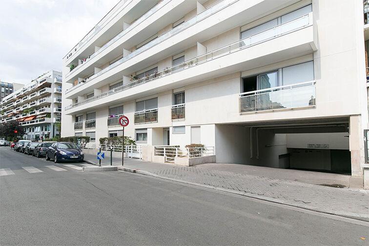 Parking Pont de Neuilly - Rue Ybry - Neuilly-sur-Seine gardien