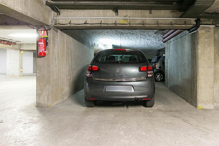 Parking Pont de Neuilly - Rue Ybry - Neuilly-sur-Seine en location