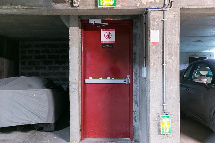 Parking Pont de Neuilly - Rue Ybry - Neuilly-sur-Seine box