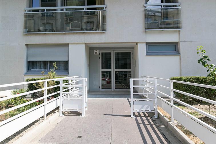 Parking Pont de Neuilly - Rue Ybry - Neuilly-sur-Seine 23 rue Ybry