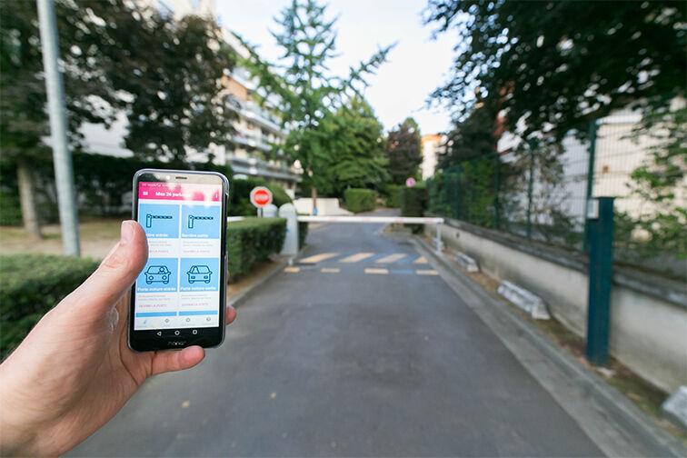 Location parking Boulevard General Leclerc - Neuilly-sur-Seine