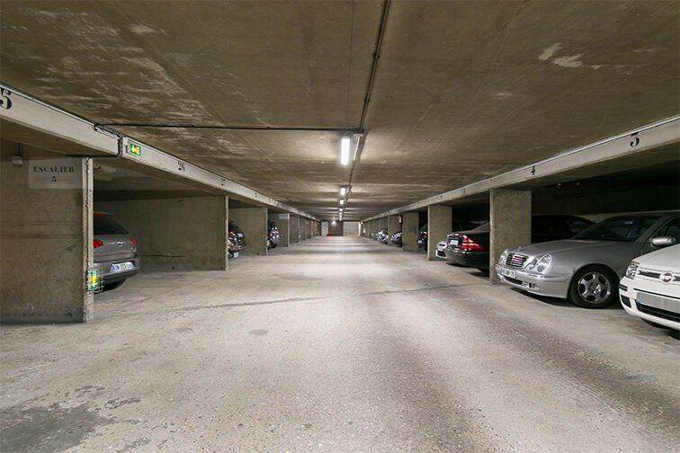 Parking Boulevard General Leclerc - Neuilly-sur-Seine garage