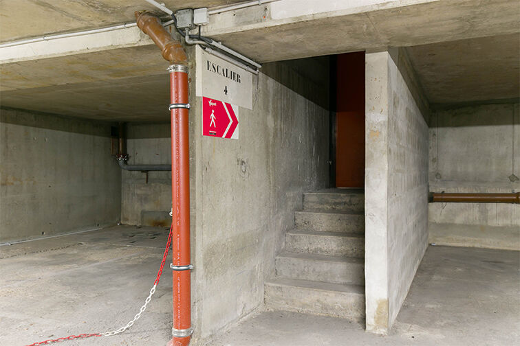 Parking Boulevard General Leclerc - Neuilly-sur-Seine location