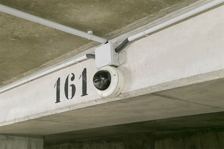 Parking Boulevard General Leclerc - Neuilly-sur-Seine garage