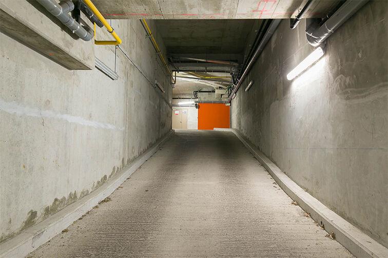 Parking Gare de Maisons Laffitte - Rue du Mesnil - Maisons-Laffitte 55 rue du Mesnil
