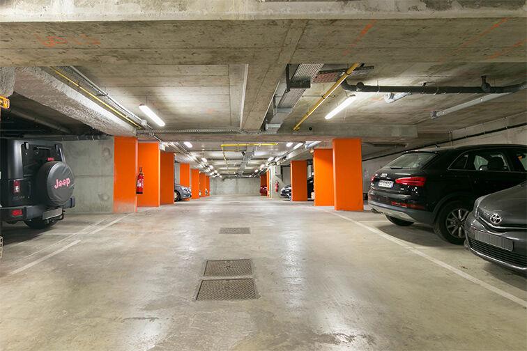 Parking Gare de Maisons Laffitte - Rue du Mesnil - Maisons-Laffitte souterrain