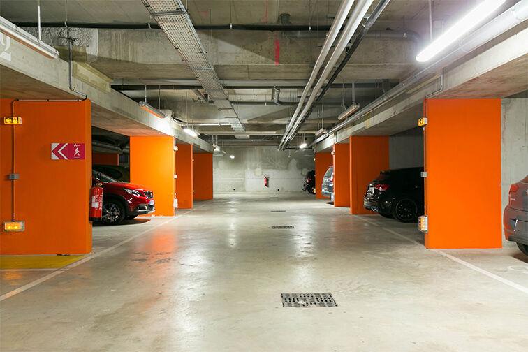 Location parking Gare de Maisons Laffitte - Rue du Mesnil - Maisons-Laffitte