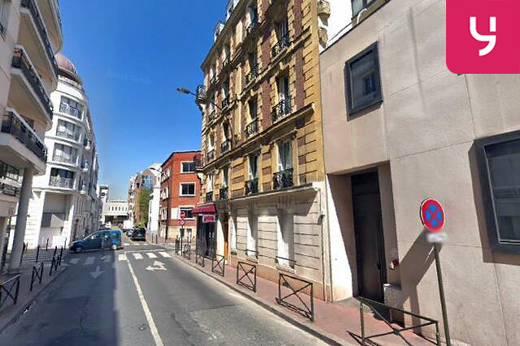 Parking Gare Clichy Levallois - Rue Trezel - Levallois-Perret 92300