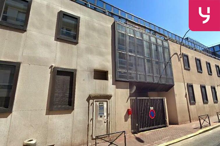 Parking Gare Clichy Levallois - Rue Trezel - Levallois-Perret gardien