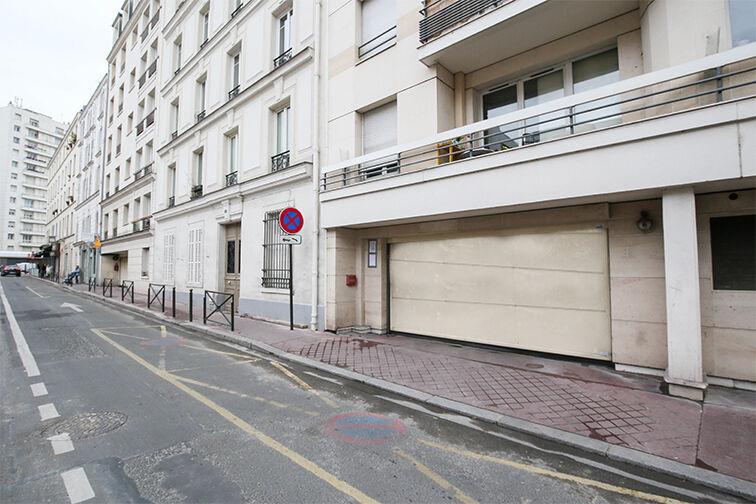 Location parking Gare Clichy Levallois - Rue Trezel - Levallois-Perret