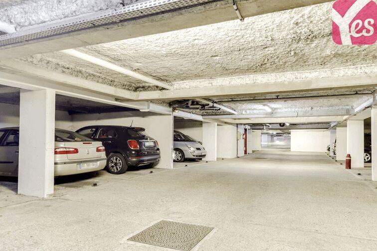 Parking Normandie - Courbevoie sécurisé