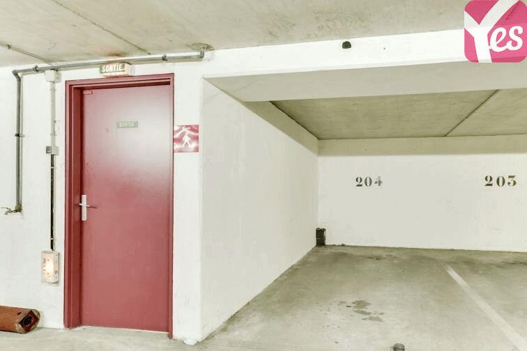 Parking Normandie - Courbevoie garage