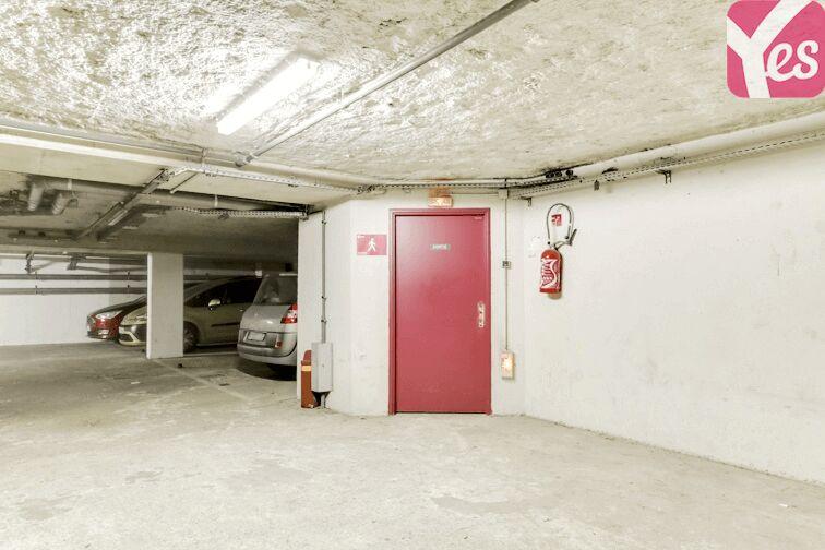 Parking Normandie - Courbevoie 24/24 7/7
