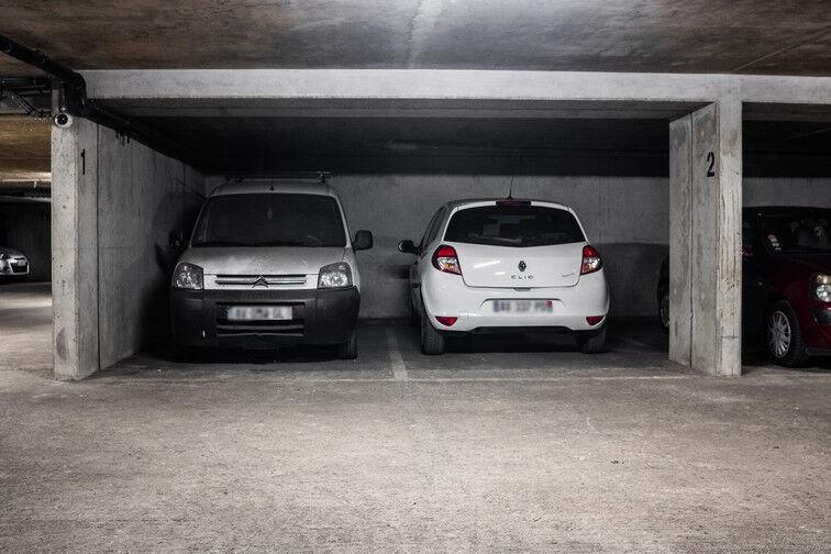 Parking Cimetière du Kremlin-Bicêtre - Rue Danton - Le Kremlin-Bicêtre 94270