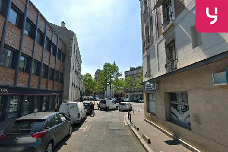 Parking Square Stalingrad - Rue du Docteur Pesque - Aubervilliers 13 bis rue du Docteur Pesque