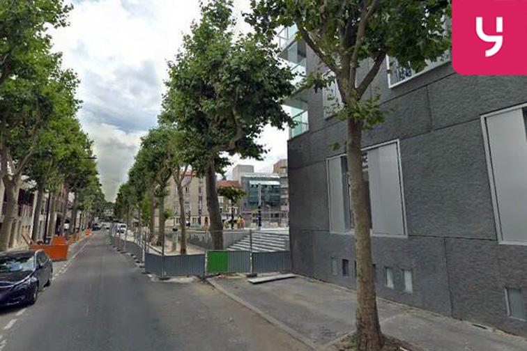Parking Quai de Stalingrad - Rue Nationale - Boulogne-Billancourt sécurisé