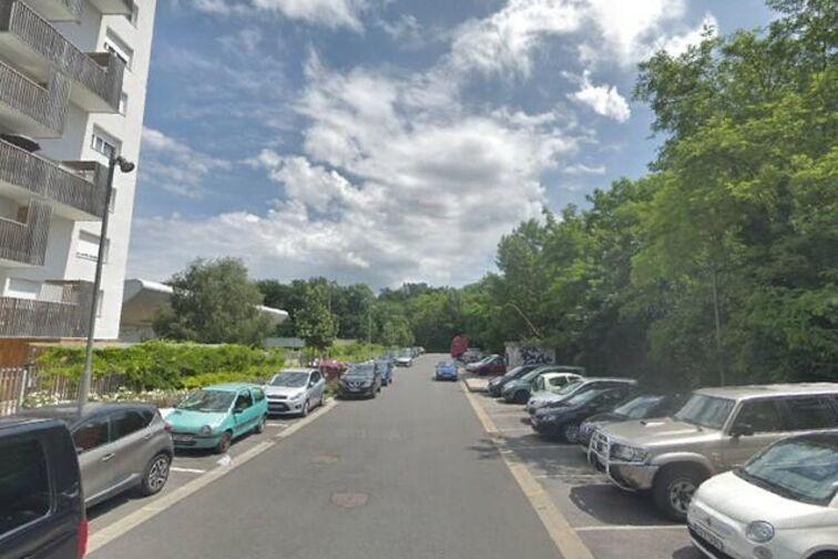Parking Noisy-Champs - Boulevard Archimède - Champs-sur-Marne caméra