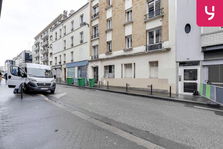 Parking Les Haies - Buzenval (place moto) sécurisé