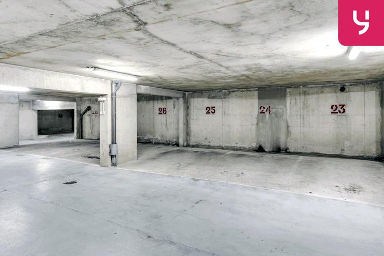 Parking Les Haies - Buzenval (place moto) box